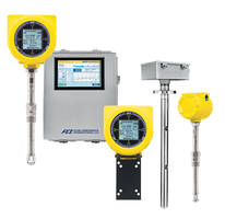 High Accuracy FCI Air/Gas Mass Flow Meters Enhance Thermal Oxidizer Performance