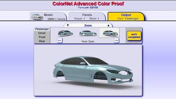 New ColorNet Color Retrieval Software Maximizes Productivity in Body Shop