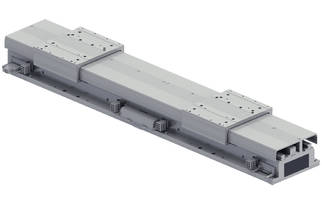 New Linear Conveyor Module Features High-speed Transfer and Precision Stop