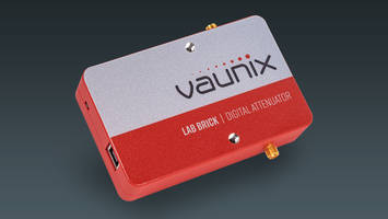 New Digital RF Step Attenuators Support USB HID Devices