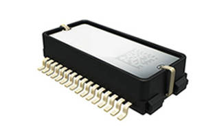 New MEMs 6DoF Inertial Sensor with Operating Temperature Range of -40 to +110 degree C