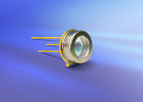 New SXUV5 Extreme Ultraviolet Photodetector Comes with Circular Active Area of 2.5 mm. Diameter