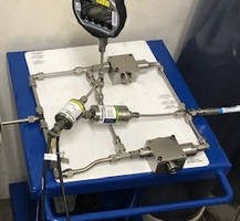 Valcor Engineering Offers Custom Parallel Pressure Regulators