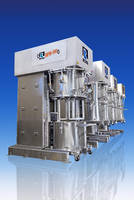 New Double Planetary Mixer Available in Reverse-lift Design