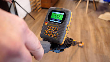 New Telescoping Moisture Meter is Ideal for Building Inspection Applications