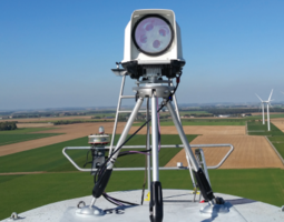 New WindCube Nacelle Turbine-Mounted Lidar Meets IEC Standard