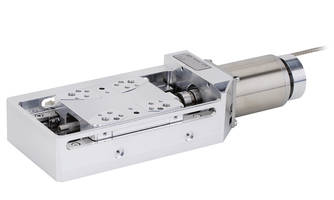 New L-509 Precision Linear Stage is Suitable for 10-6 hPa, 10-7 hPa, and 10-9 hPa Vacuum Levels