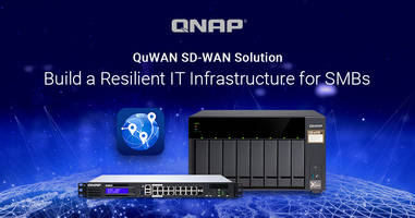 New QuWAN Features Auto Mesh IPsec VPN