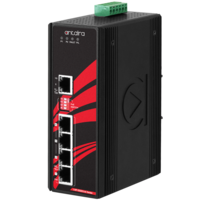New Ethernet Switch for Applications That Require up to 90 W of PoE Power