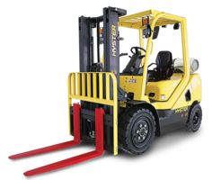 New H40-70UT Forklift Comes with 4,000 to 7,000 Pound Load Capacity