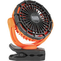 New Jobsite Fan from Klein Tools Comes with Motion and Multiple Mounting Options