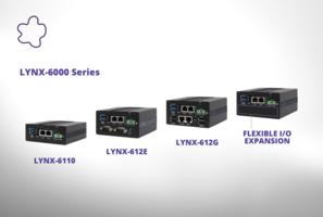 New LYNX-6000 Series Computers Based on Intel Celeron N3350 CPU