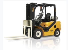 New Lift Trucks with Dual Suspension Drivetrain System