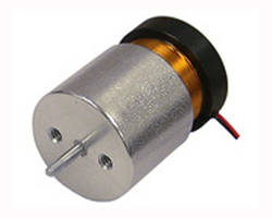 New Miniature Linear Voice Coil Motor Comes with Threaded 2-56 UNC-2A Shaft