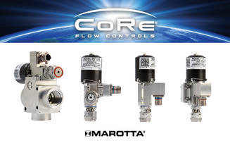 New Solenoid Valves Used in Ground Control Applications
