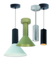 New Lighting from Nora Can be Surface, Cable or Stem mounted