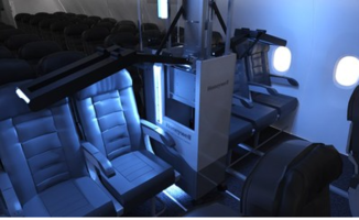 New Ultraviolet Cleaning System for Airlines and Aircraft Operators