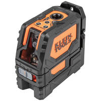 New Green Cross-Line Laser Level is IP54 Water and Dust Resistant