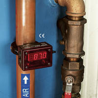 New Pressure Sensing Digital Flowmeters are CE and RoHS Compliant