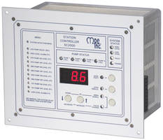New SC2000 Station Controllers Available with Ethernet Option