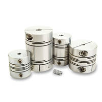 New Slit Couplings Available in Clamp and Set Screw Design