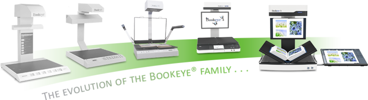 New Bookeye 5 V2 Book Scanner Available in Basic, Kiosk and Professional Models