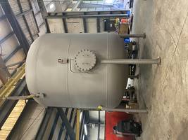 New Pre-filter Vessel Constructed of 304L Stainless Steel