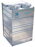 New Marley MH Element Fluid Cooler Combines Cooling Tower and Heat Exchanger Functions into One System