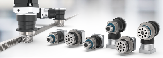 New Planetary Gearboxes Come in Four Modules with Different Numbers of Teeth