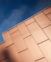 Latest Anodized Copper Collection Meets Architectural Class I and Class II Designations