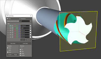 Latest CIM3D V9 Software Offers Information About Balance of Rotating Tool
