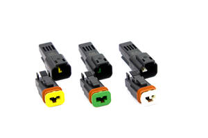 New SUPERSEAL Pro Inline Connectors are Suitable for Wire-To-Wire and Wire-To-Device Applications