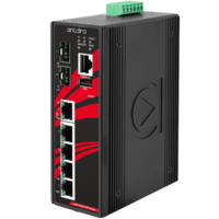 New Ethernet Switch Version 2 Series Feature ERPS and Access Control Lists