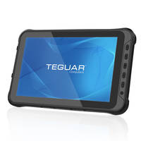 Latest TRT-Q5380-10 Rugged Tablet is MIL-STD-810G, IP65 Water and Dust Proof Rated