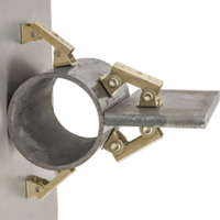 New Magnetic V-Pad Clamps Available in Sets of Two and Holding Strengths