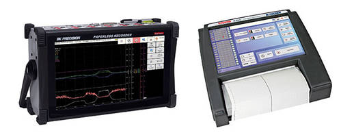 New Data Acquisition Systems Feature Fast Sampling Interval of 1 MSa/s