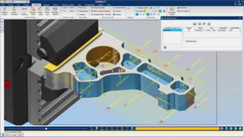Latest VERICUT 9.1 Software Comes with Learn Mode for Force Optimization