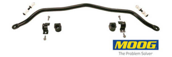 New Solid Sway Bar Kits with e-coat Black Coating
