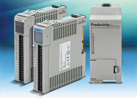 New Productivity2000 PLC Available with 50 Mb Memory