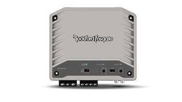 New Marine Amplifiers Feature UV Stable Powder Coated Heatsinks