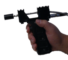 New Pistol Grips Comes with Reinforced Tripod Mount for Hands-Free Operation