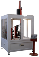 Latest TM 1000-CNC Gear Deburring Machine Uses Tool Spindles with Speeds up to 30,000 rpm