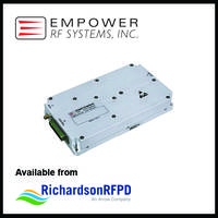 New Solid-state High-power Amplifiers with Operating Voltage of 48 V