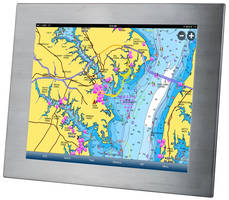 New SRMHETRWP-15C Outdoor Touch Screen Monitors Comes with Waterproof Panel Mount Enclosure