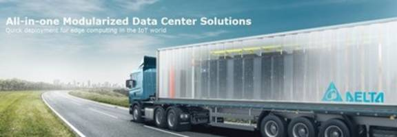 New SmartNode Modularized Data Centres are Available in Capacities Ranging from 33kW to 90kW