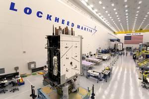 Third Lockheed Martin-Built GPS III Satellite Now Climbing to Orbit on Its Own Power