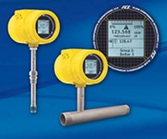 Thermal Flow Meters Optimize Waste-To-Energy Plant Boiler Intake Air Flow and Flue Gas Measurement