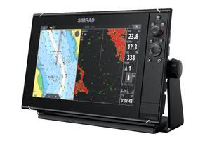 New Chartplotter and Fishfinder Features iMX 8 Integrated Processor