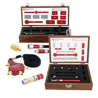 New SOLT Calibration Kits for Fine-tuning of Sensitive Test Equipment