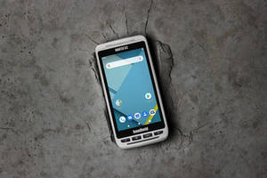 New Android Rugged Computer Integrated with 8-megapixel Camera including Autofocus and Flash